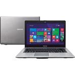 """Portáteis - #Notebook Positivo com Intel Dual Core 2GB 500GB Tela LED 14"""" Windows 8.1"""