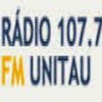 Rádio FM Unitau 107,7 ao vivo e online Taubaté SP