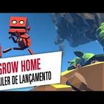 Você conhece Grow Home?