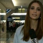 Homem imita repórter da Globo no Bom Dia Brasil
