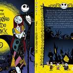 O Estranho Mundo de Jack | Editora Abril relançará mangá em fevereiro