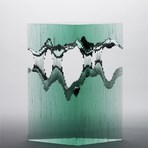 Arte em Vidro de Ben Young, Nunca vi nada igual !