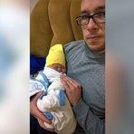 Homem decide não dar para adoção filho com síndrome de Down e sua mulher pede divorcio