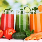 Suco detox para emagrecer e desinchar o corpo