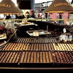 Feira do Chocolate em Paris!