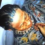 Pinturas realistas com detalhes incríveis