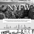 Programação New York Fashion Week Fall/Winter 2015