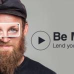 Aplicativo empresta sua visão para deficientes visuais do mundo todo
