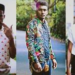 Cortes de Cabelo Masculino Afro em Alta para 2015