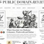 Downloads Legais - The Public Domain Review