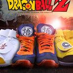 Empresa lança tênis inspirados em personagens de Dragon Ball Z