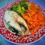 Assar peixe de modo simples e saudável!