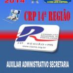 Apostila Concurso Publico CRP MS 14 Auxiliar Administrativo Secretaria 2015 - Apostilas So Concursos