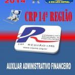 Apostila Concurso Publico CRP MS 14 Auxiliar Administrativo Financeiro 2015 - Apostilas So Concursos