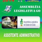 Apostila Concurso Publico AL GO Assistente Administrativo 2015 - Apostilas So Concursos