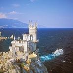 As Belezas da Crimeia!