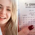 Pela 24ª vez, ex-BBB Paulinha ganha na loteria
