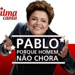 Dilma Rousseff canta – Porque homem não chora (Pablo sofrência) - veja vídeo!