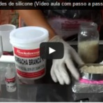 Legal -  Como fazer moldes de silicone (Vídeo aula com passo a passo e dicas)