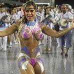 CONHEÇA AS RAINHAS DE BATERIA DO CARNAVAL 2015 EM SP E RJ; VEJA FOTOS