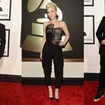 Cada olhar a partir do tapete vermelho do Grammys 2015