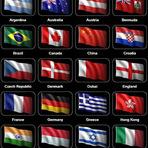Gadget de Bandeiras - Tradução online da página do blog