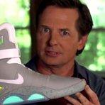 Tênis como o do filme De Volta Para o Futuro 2 será lançado pela Nike este ano