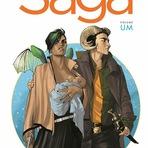 [RESENHA] Saga Vol.1