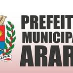 Prefeitura de Araras, em São Paulo Lança Dois Editais para Concursos Públicos