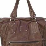 Belas bolsas de couro femininas