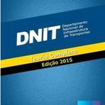 Apostila preparatória DNIT edição 2015