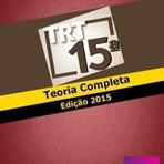Apostila preparatória TRT 15 Tecnologia da Informação edição 2015