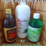 Dica Saudável: Kit Alcalinizante, antioxidante e desintoxicante