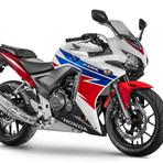 Honda CBR 500 R  e CB 500 F recebem novas cores