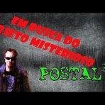 Em Busca do Objeto Misterioso - Postal 2