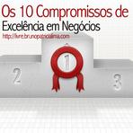 Os 10 Compromissos de Excelência em Negócios