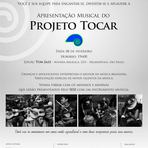 """""""Projeto Tocar"""" no Tom Jazz - Blog Fone De Ouvido"""