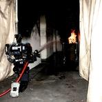 Robô bombeiro será usado pela marinha dos EUA.