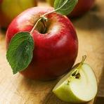 Uma maçã por dia realmente traz saúde e alegria?
