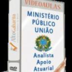 Curso Concurso MPU Analista Apoio Atuarial Vídeo Aulas