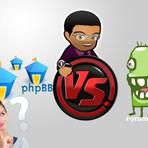 Internet - Fóruns PhpBB ou Forumeiros, qual escolher?