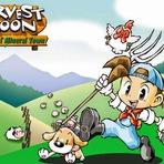 Top 5 melhores jogos da série Harvest Moon