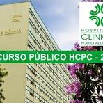 Inscrições Concurso Hospital de Clínicas RS - Edital 2015
