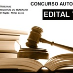 Concurso Edital TRT/3 Região - MG, PREVISTO para 2015