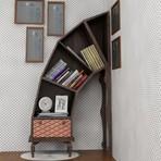 Estantes originais para guardares os teus livros