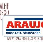 Vagas - TRABALHE CONOSCO ARAUJO 2015