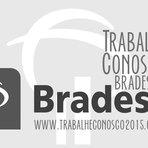 Vagas - TRABALHE CONOSCO BRADESCO 2015