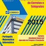 Apostila Atualizada dos Correios 2015(CD GRÁTIS)