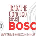 Vagas - TRABALHE CONOSCO BOSCH 2015