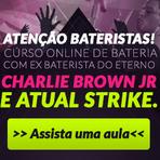 Ex Baterista do Charlie Brown Jr lança curso de bateria online